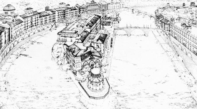 """Lectio Magistralis di Marcello Fagiolo su """"Roma barocca e l'idea della città antica"""""""
