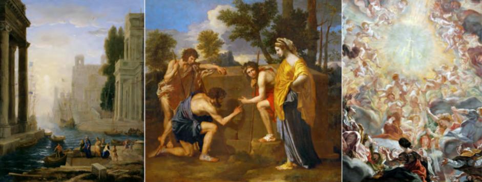 Roma barocca: arte, natura, armonia