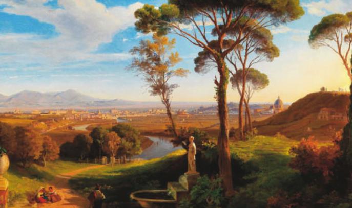 """Presentazione ed evento per volume """"Monte Mario dal Medioevo alle idee di parco"""""""