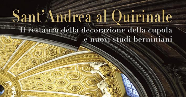 """Presentazione """"Sant'Andrea al Quirinale"""""""